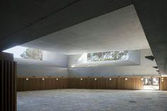 Cultural center, Ibiza. Pesquera Ulargui Architects