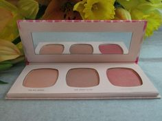 BAREMINERALS Ready Face Color Palette - The State of Bliss #BareEscentuals $38.00 available @ stores.ebay.com/kleeneique