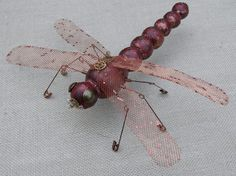 Steampunk Dragonfly designed by Terry Ricioli for Smoothfoam Bug Cupcakes, Caterpillar Cake, General Crafts, Love Bugs, Steampunk Diy, Paper Lanterns, Favor Bags, Birthday Party Themes, Project Ideas