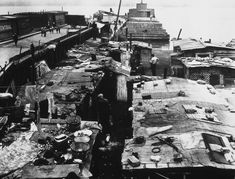 1935 Inside the shantytowns of the Great Depression