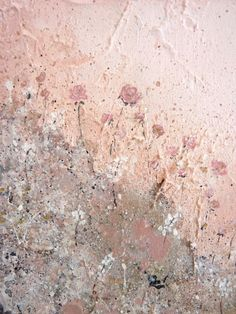 blush pink art pink and gold abstract by melissamaryjenkins