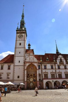 kami and the rest of the world: Sunday with pictures: Olomouc, Czech Republic
