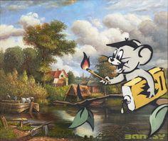 Moco Museum, un nuevo museo en Ámsterdam abre sus puertas con Warhol y Banksy