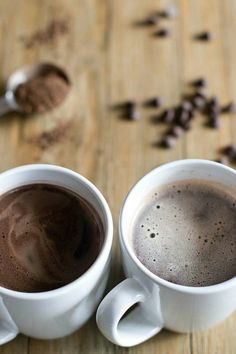 Hot Cocoa vs. Hot Chocolate - where do you stand?