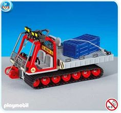 Playmobil Tracked Vehicle 6249 by Playmobil. $28.99. This item is part of the Direct Service range. This range of products are intended as accessories for or additions to existing Playmobil sets. For this reason these items come in clear plastic bags or brown cardboard boxes instead of a colorful retail box.. Addons usually ship in plastic baggy-like bags, not in the standard retail boxes. This should be considered when gifting. Choking Hazard - Small Parts. Not suitable...