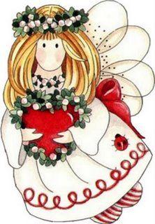 angeles de navidad para imprimir-Imagenes y dibujos para imprimir