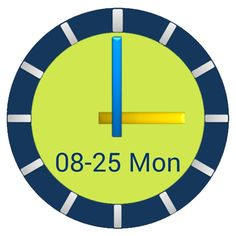 ClockView - Android App ☆Simple & Innovative Analog Digital Clock with Date Widget & Timer☆