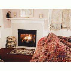 We wish we were #cozy in front of a fire at one of South Haven's perfect B&Bs like Instagram friend @Erin Hannum! #SouthHaven #PureMichigan