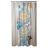 "Blissliving Home ""Shangri-La"" Shower Curtain"