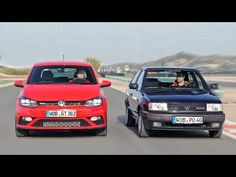 Vergleich: Polo G 40 gegen Polo GTI – Großen Fahrspaß bieten beide