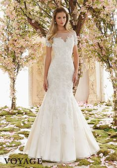 Voyage - 6832 - All Dressed Up, Bridal Gown
