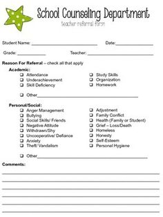 A+form+for+teachers+to+fill+out+when+referring+students+for+school+counseling+services!