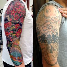 Cover up from today. Going to need another goin over I'm sure.