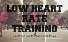 Maffetone Method - Low Heart Rate Marathon Plan ~ Runner training for life