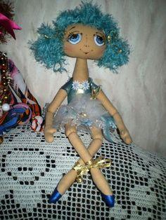 Мои первые куклы.Балеринка3.2011г.