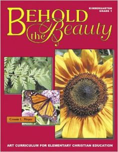 Behold the Beauty - Grade 1: Connie L. Meyer: 9780916206895: Amazon.com: Books