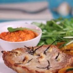 mușchi de porc Mashed Potatoes, Ethnic Recipes, Pork, Smash Potatoes