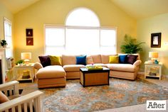 A Collection Of Home Makeovers That We've Completed Virtually And In The Flesh   Young House Love