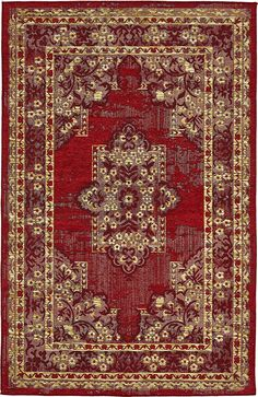 Unique Loom 3131643 Area Rug, 6 X 9, Multicolored -- Details can be found by clicking on the image. (This is an affiliate link) #HomeDecoration