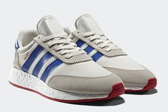 Release Date: adidas Originals Iniki Runner 'Pride Of The - EU Kicks: Sneaker Magazine Adidas Iniki Runner, Adidas Retro, Mens Designer Shoes, Sneaker Magazine, Retro Shoes, Running Sneakers, Men's Sneakers, Look Cool, Women's Pumps