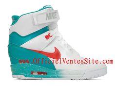 size 40 ff296 fd86f Nike Air Revolution Sky Hi GS Chaussure Montante Nike En ligne Pour Femme…