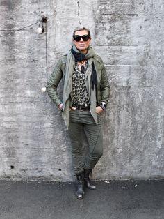 Style Inspo by Bohem Military Jacket, November, Bomber Jacket, Winter Jackets, Fashion, November Born, Winter Coats, Moda, Military Field Jacket