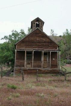 old school house-I want to renovate one