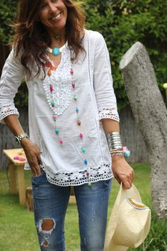 love this Boho Necklace