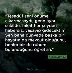 Tesadüf seni önüme çıkarmasaydı, gene aynı şekilde… Writing Corner, Maybe Tomorrow, Real Love, Carpe Diem, Beautiful Eyes, Book Quotes, Grammar, Qoutes, Literature