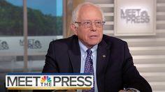 Bernie Sanders On Capitalism, Clinton And Gun Control (Full Interview)  ...