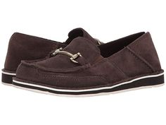 2f2bb7d1571 Ariat Bit Cruiser (Chocolate) Women s Slip on Shoes. The Bit Cruiser by  Ariat