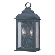 Shop for Troy Lighting Henry Street 2-light Small Pocket Wall Lantern. Get free…