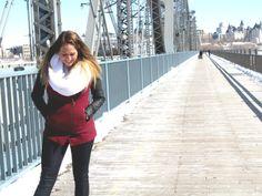 Foulard Infini Blanc  White infinity scarf par echarpesetbelles, $22.00 Infinity, Winter Collection, Headscarves, Infinite