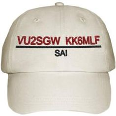 Check out the Embroidered Caps I created with Vistaprint! Personalise your own Embroidered Caps at http://www.vistaprint.in/hats.aspx?pfid=AGC. Get full-color custom business cards, banners, checks, Christmas cards, stationery, address labels…