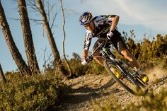 Fontana is regarded as one of the better bike handlers on the World Cup circuit. He's even planning on contesting the multi-day Trans Provence enduro when the 2013 cross-country season is done. Photo: Ale Di Lullo | Cannondale