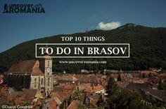 Our guide to the top 10 things to do in Brasov sums up all the must-see attractions that make this city one of the best destinations in Romania. Great Vacations, Vacation Ideas, Stuff To Do, Things To Do, Visit Romania, Romania Travel, Amazing Destinations, Us Travel, Day Trips