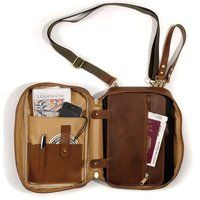 Aviator Messanger Bag by J. Panther Luggage Co - $600