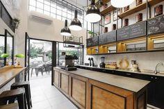 Daily Dose café by Andreas Petropoulos, Kalamata – Greece » Retail Design Blog