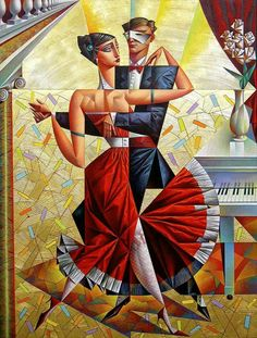 Georgy Kurasov  #235 the dance