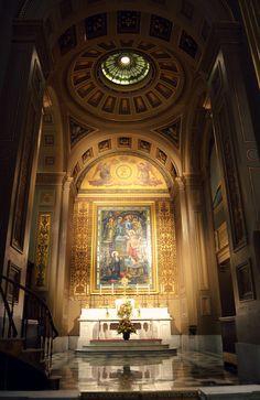 Introibo Ad Altare Dei | ledreamcatcher: ~Cathedral Basilica of Saint...