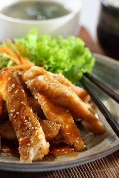 Teriyaki Sticky Chicken #WeightWatchers #Recipe - #WW 4 Points