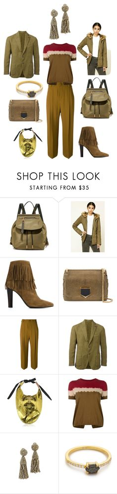 """fashion is something"" by emmamegan-5678 ❤ liked on Polyvore featuring Marc Jacobs, Forever 21, Yves Saint Laurent, Jimmy Choo, Lanvin, Gabriele Pasini, Maison Margiela, Oscar de la Renta, Samantha Wills and modern"