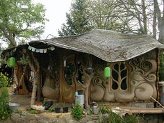Cob House — Somerset, United Kingdom
