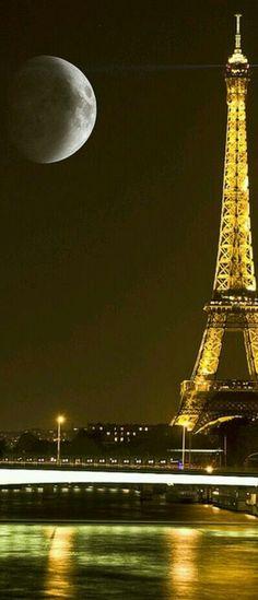 Paris, noches doradas..