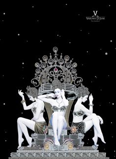 a surreal representation of the sacred feminine