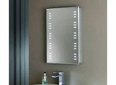 MiniSun Large Modern LED Bathroom Cosmetic Demister Shaver Socket Wave Sensor Mirror - IP44 Rated Multi function, modern bevelled-edge illuminated bathroom mirror with 60 ultra-bright LEDs. Features an in-built demister, integral shaver socket and infra red wave on/of (Barcode EAN = 5016529161394) http://www.comparestoreprices.co.uk/bathroom-mirrors/minisun-large-modern-led-bathroom-cosmetic-demister-shaver-socket-wave-sensor-mirror--ip44-rated.asp