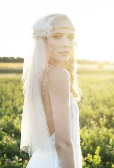 Blair Nadeau 2015 Yester-year Collection | SouthBound Bride
