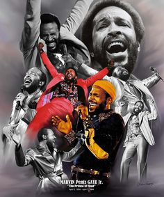 Marvin Gaye: The Pri...