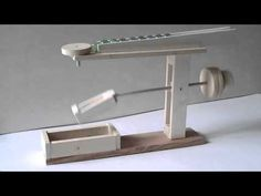 Watch the Magic of this Amish Made Marble Toy - YouTube