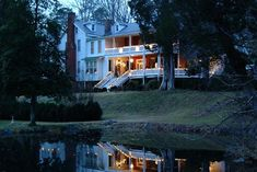 The Green River Plantation in Rutherford County North Carolina is said to be a hot bed of paranormal activity.